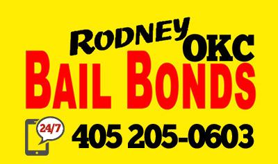 RODNEY OKC Bail Bonds 24 hours a day serving Oklahoma City, Norman, Moore, and Noble, Oklahoma