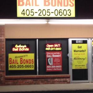 Rodney OKC Bail Bonds Office Location